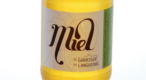mesruches.com, Miel de Garrigue du Languedoc