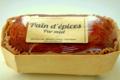 mesruches.com, Pain d'épices pur miel