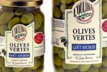 Coopérative de l'Oulibo, Olives Vertes - Goût Anchois