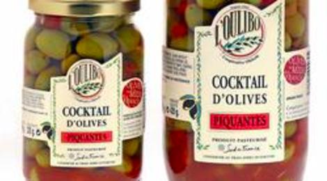Coopérative de l'Oulibo, Cocktail d'Olives Piquantes