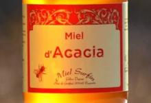 Miel Surfin, miel d'acacia