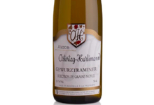 Ostertag Hurlimann, Gewurztraminer sélection de grains nobles