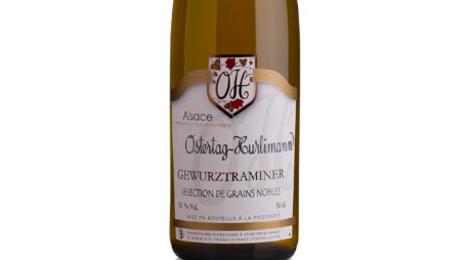 Ostertag Hurlimann, Gewurztraminer sélection de grains nobles