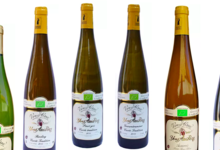 Domaine Yves Amberg, Gewurztraminer  Cuvée Tradition