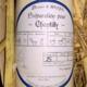 Domaine de Barsa, préparation pour Chantilly