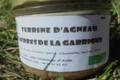 La ferme de Tarbes,  Terrine d'agneau aux herbes de la garrigue