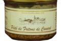 Maison Escudier. Pâté de fritons de canard