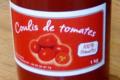 Hervé Viola, coulis de tomate