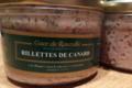 Ferme De Bellemayre, gaec de Rauzelle. Rillettes de canard
