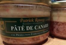 Ferme De Bellemayre, gaec de Rauzelle. pâté de canard au foie gras