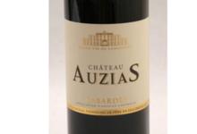 Chateau Auzias , Rouge Cabardès (petits messieurs)