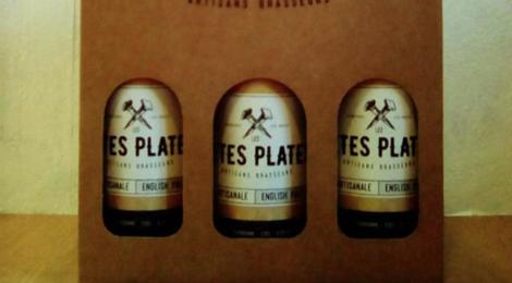 Les Têtes Plates Artisans Brasseurs. Nos bières