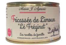 Conserverie Aymeric. Fricassée de Limoux