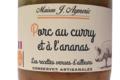 Conserverie Aymeric. Porc au curry et à l'ananas