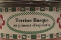 Conserverie Aymeric. Terrine Basque au piment d'Espelette