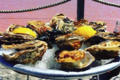 Les huîtres de l'Ile St Martin