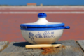 Les sels de Gruissan. Cassolette Fleur de Sel