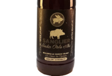 Brasserie du Cochon Volant, Sanglier, Classic India Pale Ale