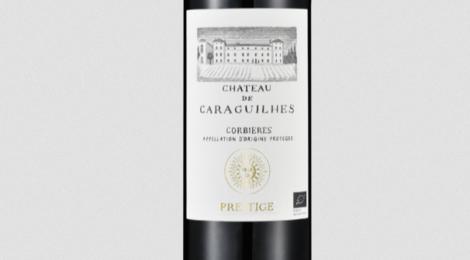 Chateau De Caraguilhes. Prestige