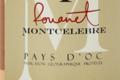 Domaine Rouanet Montcélèbre. Rosé pays d'oc