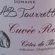 Domaine de l'AB Tourrette. Cuvée Remy