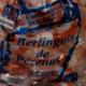 Les berlingots de Pézenas. Confiserie Boudet. Berlingot mandarine
