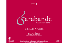 Domaine La Sarabande. Vieilles vignes