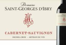 Domaine Saint-Georges d'Ibry. Cabernet Sauvignon