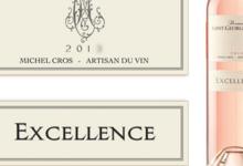 Domaine Saint-Georges d'Ibry. Excellence rosé