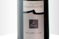Chateau de Cazeneuve. Le Causse rouge