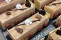 Boulangerie, Pâtisserie Le Dôme. Bûche aux marrons