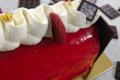 La Chocolaterie du Blason. Bûche juin