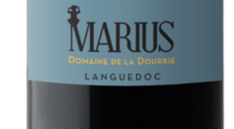 Domaine de la Dourbie. Marius rouge