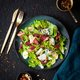 Salade tiède d'hiver et Feuille de chêne verte Bonduelle