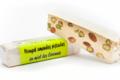 Biscuiterie des Cévennes. Nougat Amandes/pistaches au miel des Cévennes