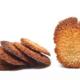 Biscuiterie des Cévennes. Tuiles à la Châtaigne