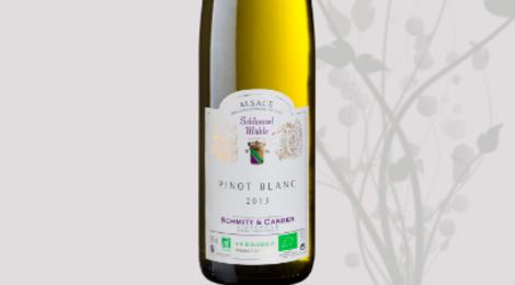 Domaine Schmitt Et Carrer. Pinot blanc