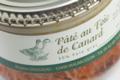 Domaine Sergent. Pâté au Foie de canard, 30 % Foie Gras