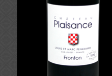 Château Plaisance - A.O.C. Fronton