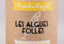 Poudre de Kombu Royal biologique