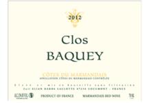 Elian Da ros. Clos Baquey