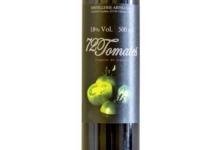 Distillerie Cazottes. Liqueur de tomates