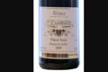Domaine Paul Humbrecht. Pinot-Noir Rayon de soleil