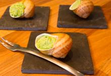Les Escargots de Margaux. Coquilles à la Bourguignonne