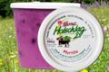 Ferme Holschlag 2. Yaourt myrtille