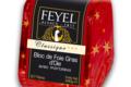 Feyel. Bloc de Foie Gras d'oie 30% morceaux en pain