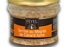 Feyel. Terrine au Magret de Canard Fumé