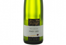 Pierre Henri Ginglinger. Pinot gris
