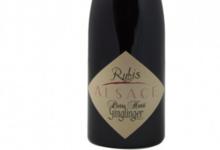 Pierre Henri Ginglinger. Pinot noir Rubis