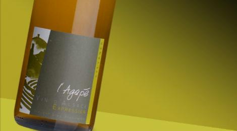 Domaine Agapé. Sylvaner Expression vieilles vignes